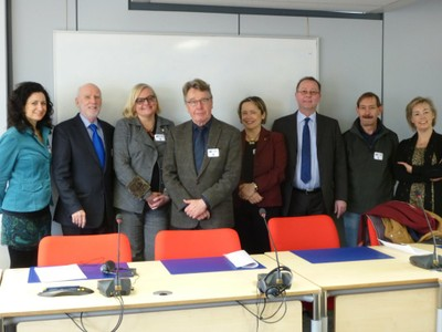 EFNIL Executive Committee meeting, Brussels